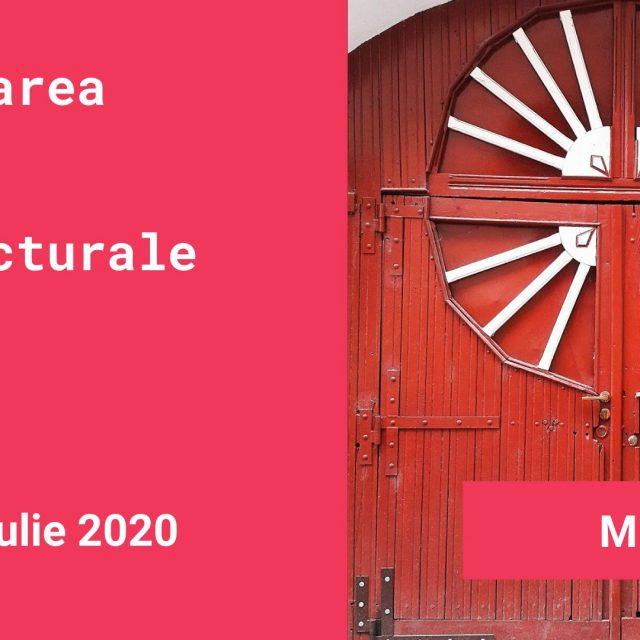 Vânătoare de comori arhitecturale la #Mediaș!