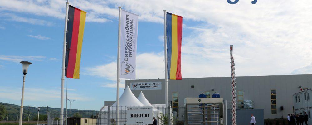 Dressel + Höfner International angajeaza administrator retea