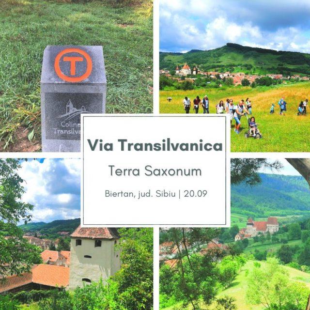 Hai pe Via Transilvanica – Eveniment dedicat pasionaților de sport