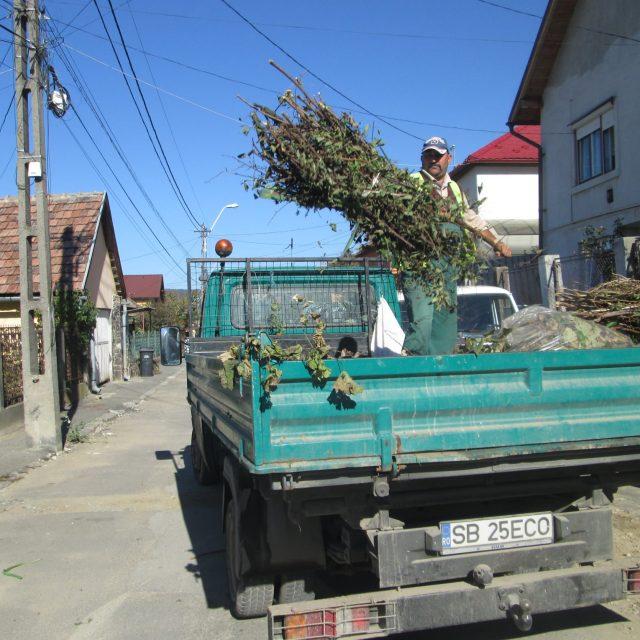 """Campania """"Curățenia de toamnă"""" derulată și în acest an la #Mediaș"""