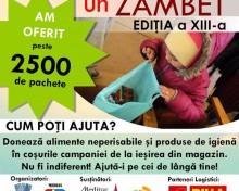 """CLT Mediaș organizează """"Hrănește un zâmbet"""" ediția de Paști"""