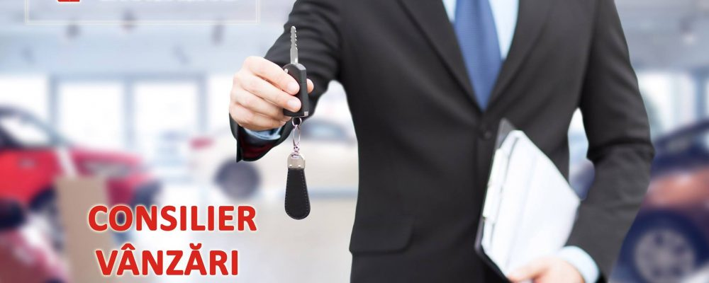 Gammis Medias – dealer Dacia angajeaza Consilier Vanzari Autovehicule