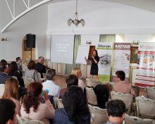 "Peste 100 de antreprenori si directori de companii au participat la conferinta ""Afaceri, bani, emotii"" la Medias"