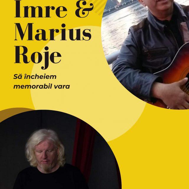 Emeric Imre & Marius Roje la #Medias – 2 Septembrie