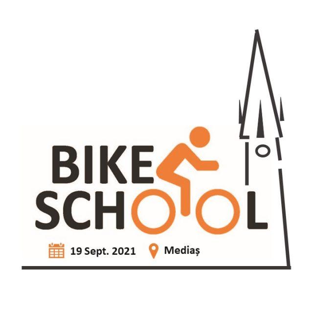 19 Septembrie – Prima ediție a proiectului educațional BikeSchool la #Mediaș