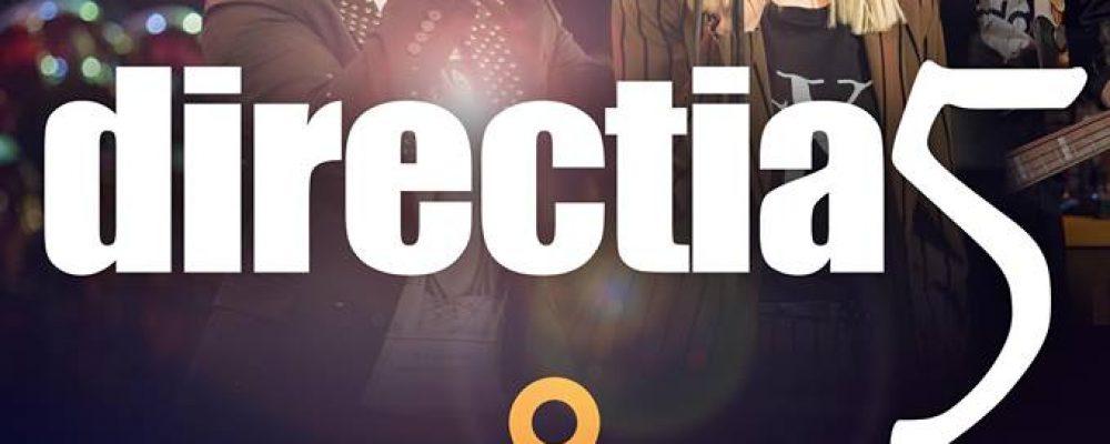 Concurs cu premii bilete la concert Directia 5