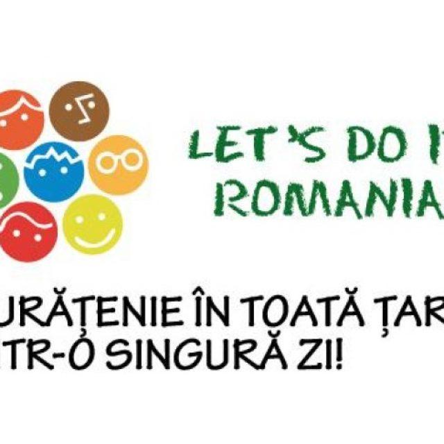 """Mediașul participă și în acest an la acțiunea """"Let's do it Romania"""""""