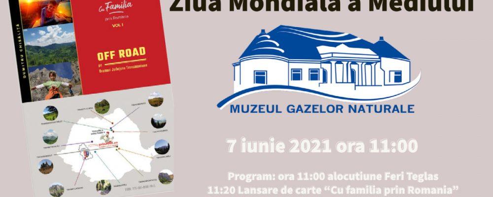 Ziua Mondială a Mediului la Muzeul Gazelor Naturale