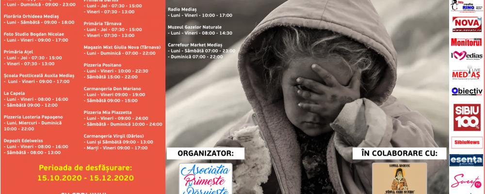 """O nouă ediție a campaniei """"Îmbrățișează-i pe cei nevoiași"""" – Vezi cum poți ajuta"""