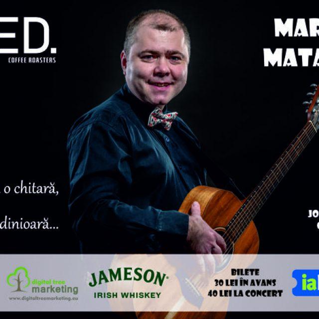 Marius Matache revine pe 26 August la Medias
