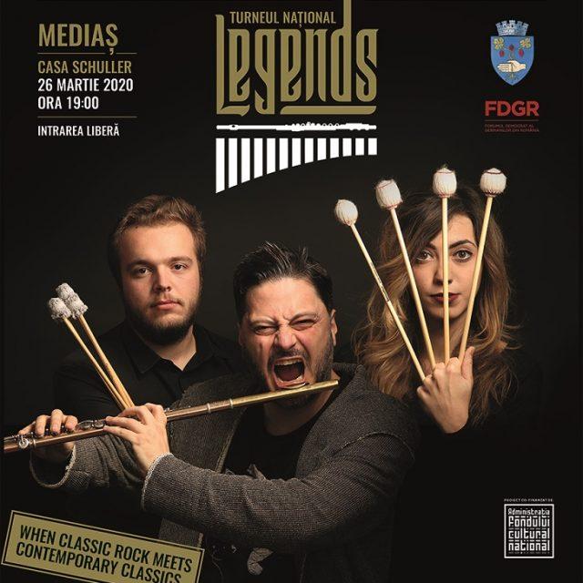 Concert Matei Ioachimescu & PERCUSSIONescu la Casa Schuller