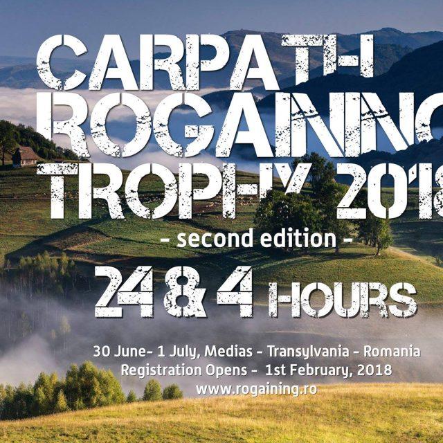 Carpat Rogaining Trophy 2018 la Medias