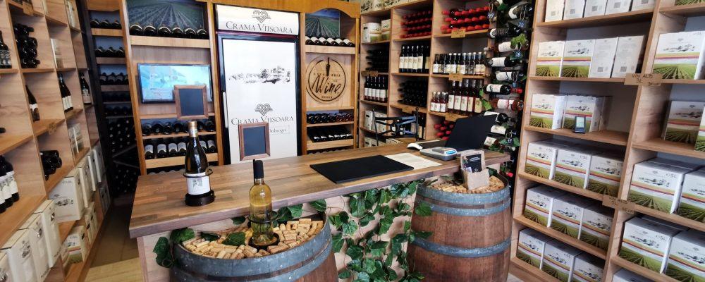 Despre The Wine Corner  si deschiderea unui nou magazin in Piata Agroalimentara