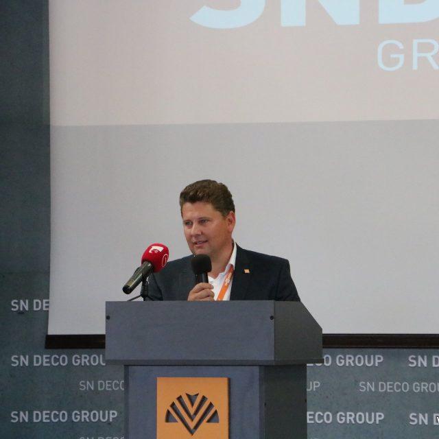 Dubla inaugurare la SN DECO Group