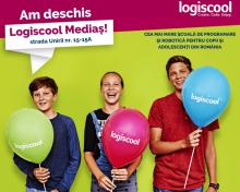 Logiscool – Dovada că se poate învăța IT și la #Mediaș – Interviu cu Ina Lupu