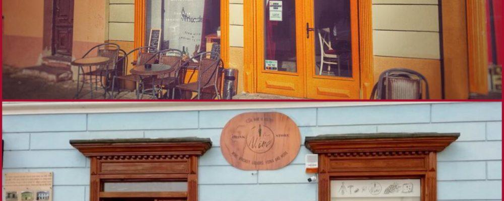The Wine Corner și Friends se deschid temporar pentru ca medieșenii să se aprovizioneze cu vin, cafea și alte băuturi