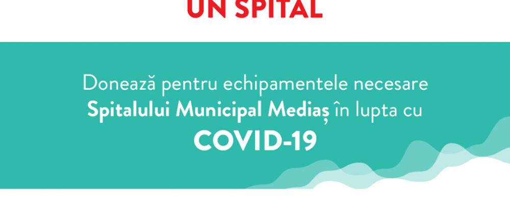 Spitalul Municipal Mediaș are nevoie de ajutor! Vezi cum te poți implica
