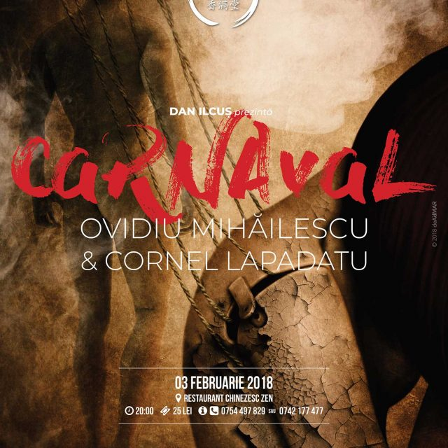 """Carnaval"" – concert folk – 3 Februarie"
