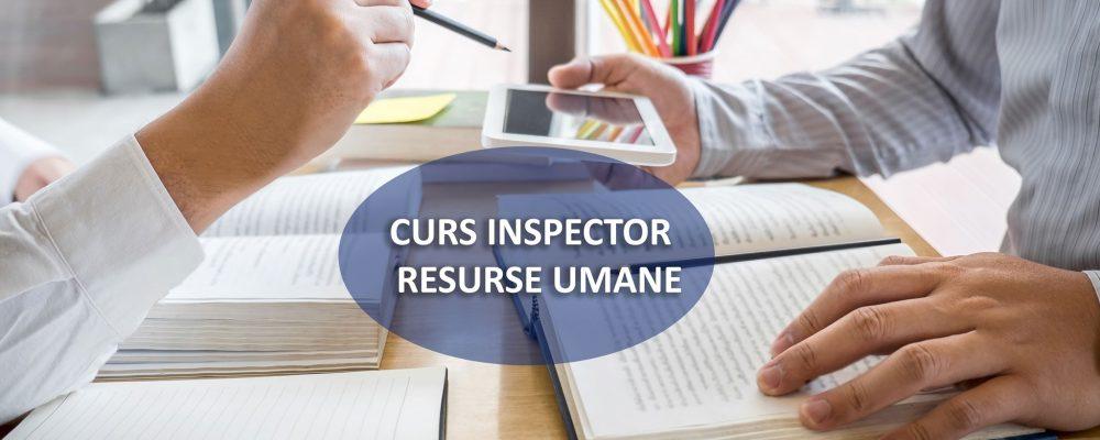 Curs de inspector resurse umane la Medias
