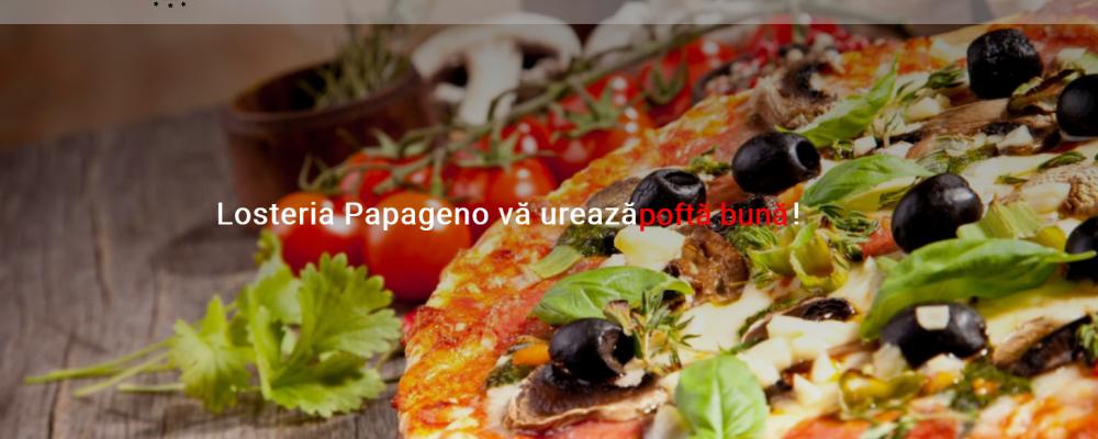 Povestea Losteria Papageno! Pizzerie cu iz italienesc la Mediaș