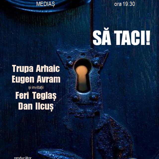 Concert folk – Trupa Arhaic si Eugen Avram
