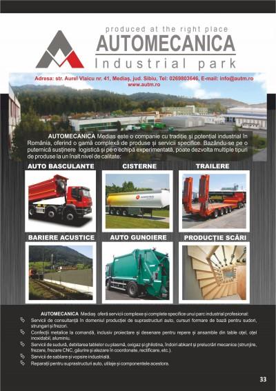 Automecanica – parc industrial