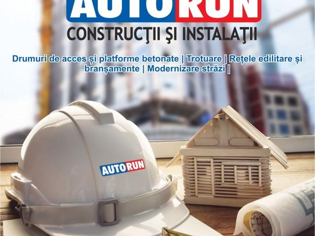 Autorun – constructii si instalatii