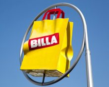Billa de pe Sibiului devine Carrefour