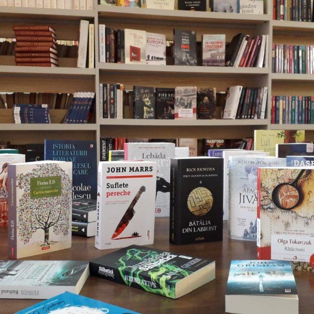 """Biblioteca Municipală """"St. L. Roth"""" vă invită la lectură!"""