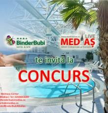 Concurs – castiga o intrare pentru 2 persoane la Sara Spa & Welness Center