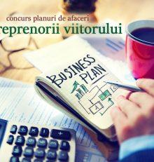 """Concurs """"Antreprenorii Viitorului"""""""