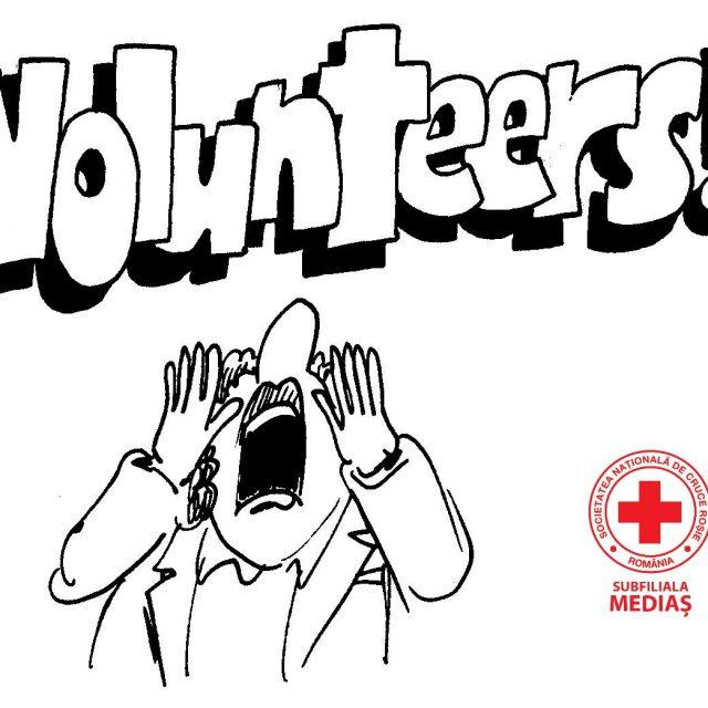 Vrei să devii voluntar Crucea Roșie la #Mediaș?
