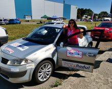 Locul 3 la Women Rally pentru Catalina Diac – interviu