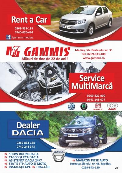 Gammis Medias