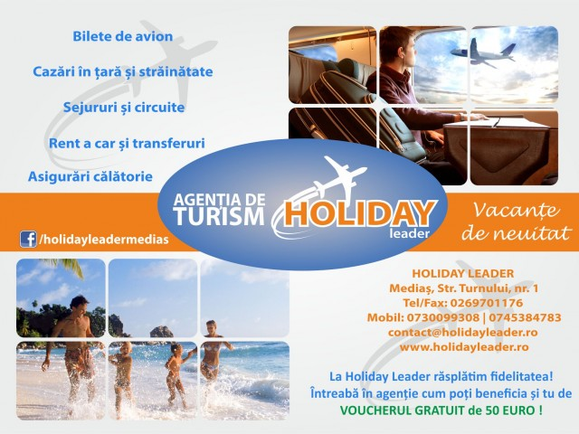 Agentia de Turism Holiday Leader