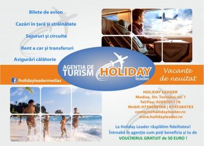 Agentia de Turism Holiday Leader