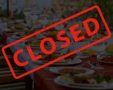 2 restaurante s-au inchis la Medias