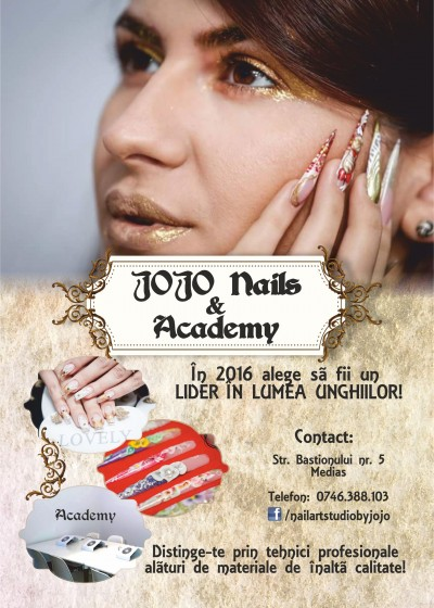 JOJO nails & academy