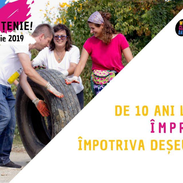 Let's do it Romania – In 19 octombrie la Medias