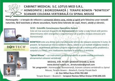 Lotus Med – cabinet medical homeopatie
