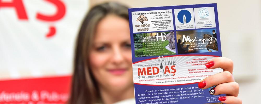 Promoveaza-te in revista MediasLive nr. 5