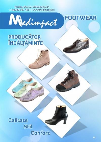 MEDIMPACT  FOOTWEAR