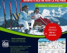 Vacanta la Ski la Pensiunea Rafael – Paltinis