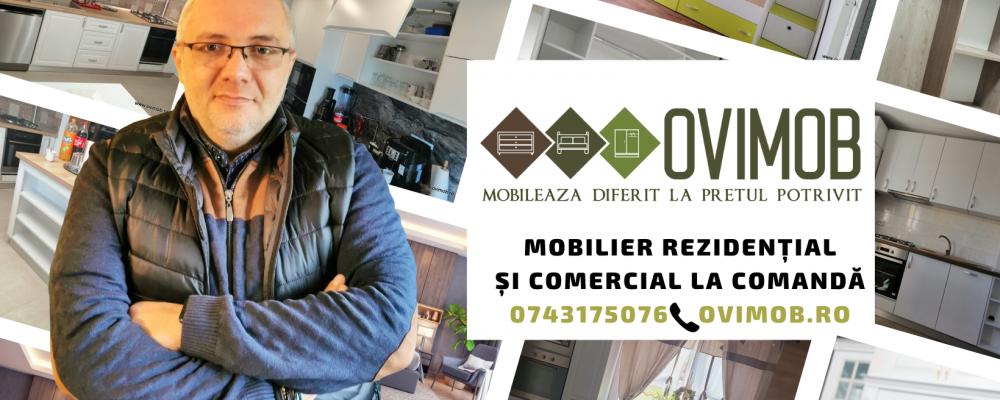 Interviu cu Ovidiu Ioan Gligorescu – Ovimob – mobila premium la comanda