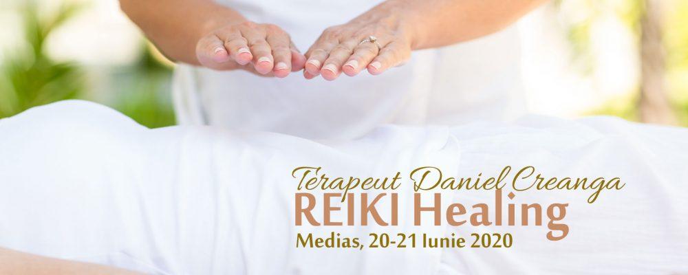 """Seminar """"Cauzele spirituale ale bolilor"""" și măsurători radiestezice personalizate la #Medias"""