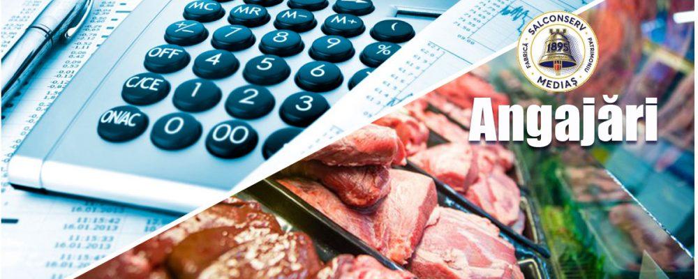 Salconserv Food angajeaza director economic si inginer industrie alimentare