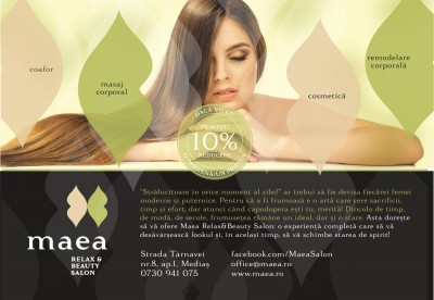 MAEA Relax & Beauty Salon
