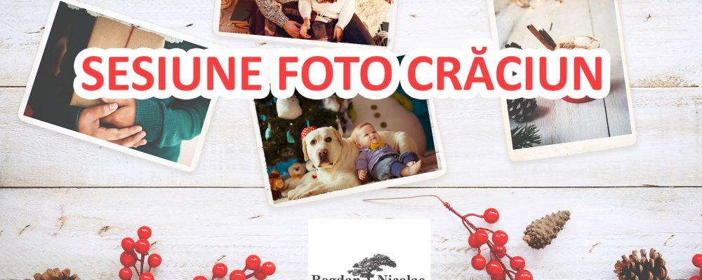 Sesiuni foto de Craciun la Bogdan Nicolae Foto Studio