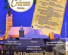 Programul Targului de Craciun saptamana 12.12 – 18.12.2016