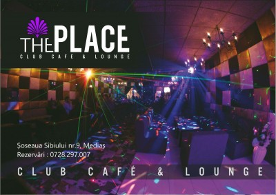 The PLACE  – Club Cafe & Lounge